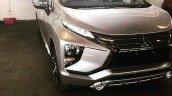 Toyota Xpander exterior spy shot