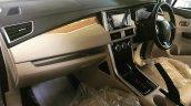 Mitsubishi Xpander interior spy shot