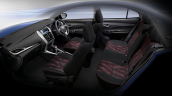 Toyota Yaris ATIV cabin