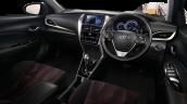 Toyota Yaris ATIV dashboard