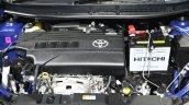 Toyota Yaris ATIV engine bay