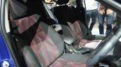 Toyota Yaris ATIV front seats