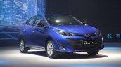 Toyota Yaris ATIV front three quarters right side