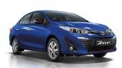 Toyota Yaris ATIV front three quarters