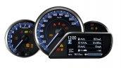 Toyota Yaris ATIV instrument panel