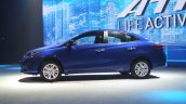 Toyota Yaris ATIV profile
