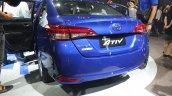 Toyota Yaris ATIV rear