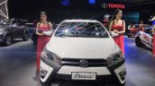 Toyota Yaris Heykers front at the GIIAS 2017