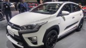 Toyota Yaris Heykers front three quarters at the GIIAS 2017
