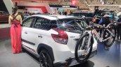 Toyota Yaris Heykers rear three quarters at the GIIAS 2017