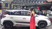 Toyota Yaris Heykers side view at the GIIAS 2017