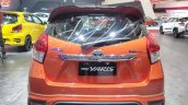 Toyota Yaris TRD Sportivo rear at GIIAS 2017