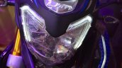 UM DSR Hypersport HEADLIGHT at Nepal Auto Show 2017