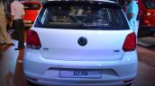 VW Polo GT TSI 'R' edition rear at Nepal Auto Show 2017