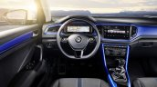 VW T-Roc dashboard driver side