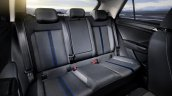 VW T-Roc rear seats