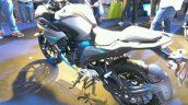 Yamaha Fazer 25 India launch cyan rear left quarter