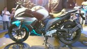 Yamaha Fazer 25 India launch left side