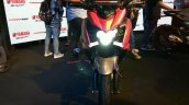 Yamaha Fazer 25 India launch red front