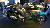 Yamaha Fazer 25 India launch right side