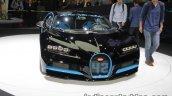 0-400-0 world record Bugatti Chiron front at the IAA 2017