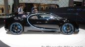 0-400-0 world record Bugatti Chiron profile at the IAA 2017