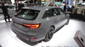 2017 Audi A4 Avant g-tron rear three quarters right side at IAA 2017
