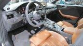 2017 Audi A5 Sportback g-tron interior at the IAA 2017