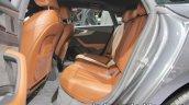 2017 Audi A5 Sportback g-tron rear cabin at the IAA 2017