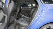 2017 Audi RS 3 Sportback rear cabin at the IAA 2017