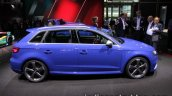 2017 Audi RS 3 Sportback side at the IAA 2017