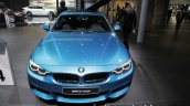2017 BMW 4 Series Coupe (LCI) front at the IAA 2017