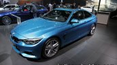 2017 BMW 4 Series Coupe (LCI) front three quarter at the IAA 2017