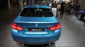 2017 BMW 4 Series Coupe (LCI) rear at the IAA 2017
