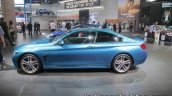 2017 BMW 4 Series Coupe (LCI) side at the IAA 2017