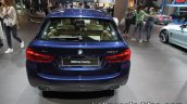 2017 BMW 5 Series Touring rear at the IAA 2017