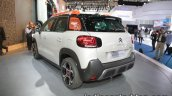2017 Citroen C3 Aircross rear three quarters left at IAA 2017