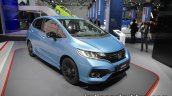 2017 Honda Jazz (facelift) at the IAA 2017