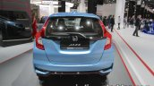 2017 Honda Jazz (facelift) rear at the IAA 2017