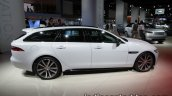 2017 Jaguar XF Sportbrake at the right side IAA 2017