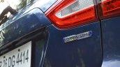 2017 Maruti S-Cross facelift SMart Hybrid badge