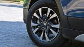 2017 Maruti S-Cross facelift alloy wheel