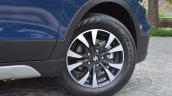 2017 Maruti S-Cross facelift alloy wheel