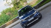2017 Maruti S-Cross facelift front angle view