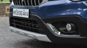 2017 Maruti S-Cross facelift front bumper