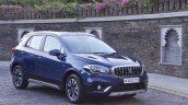 2017 Maruti S-Cross facelift front three quarter