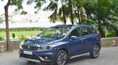 2017 Maruti S-Cross facelift front three quarters