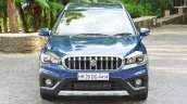 2017 Maruti S-Cross facelift front view