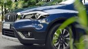 2017 Maruti S-Cross facelift left side nose