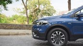 2017 Maruti S-Cross facelift nose side view